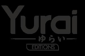 Logo Yurai Éditions - Landing Page