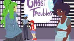 Ghost Troubles